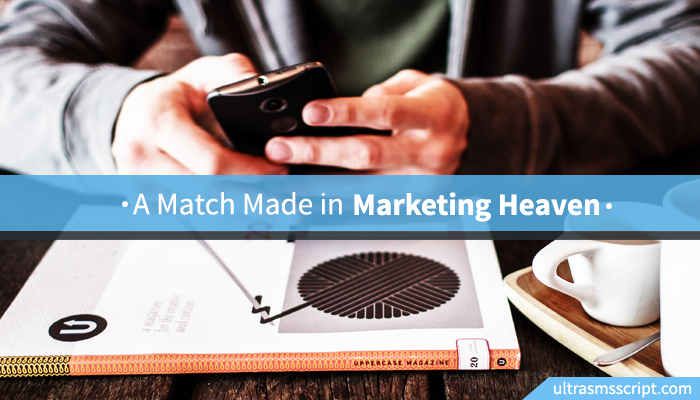 A Match Made in Marketing Heaven
