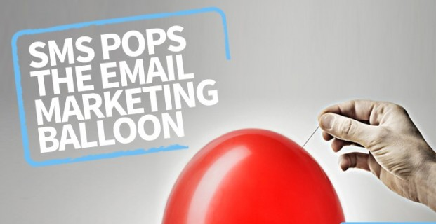SMS Pops the Email-Marketing Balloon