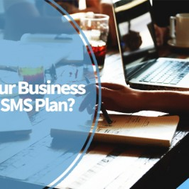 Does Your Business Need an SMS Plan?