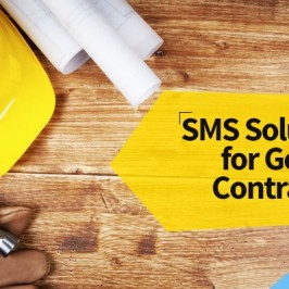 SMS Solutions for General Contractors