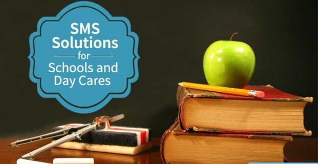 SMS Solutions for Schools and Daycares