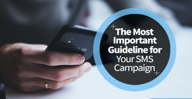 The Most Important Guideline for Your SMS Campaign